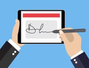 Особенности экспертизы давности подписи на документе